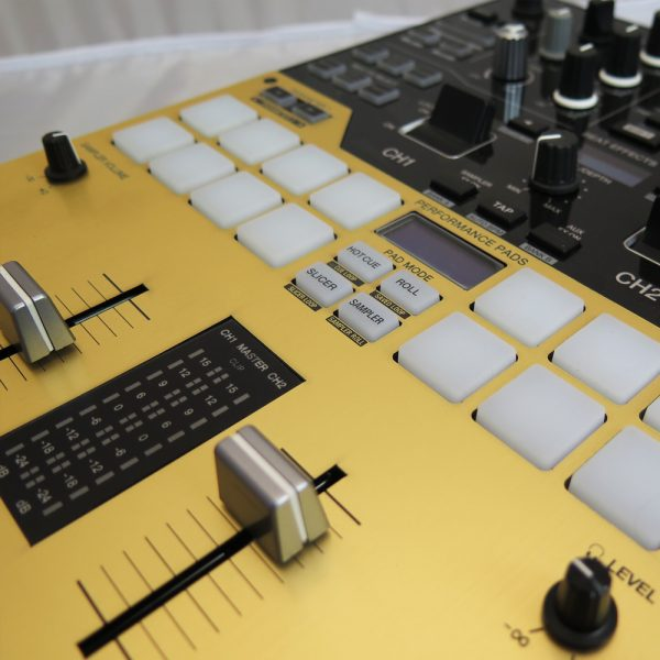 Pioneer S9 Gold Acrylic