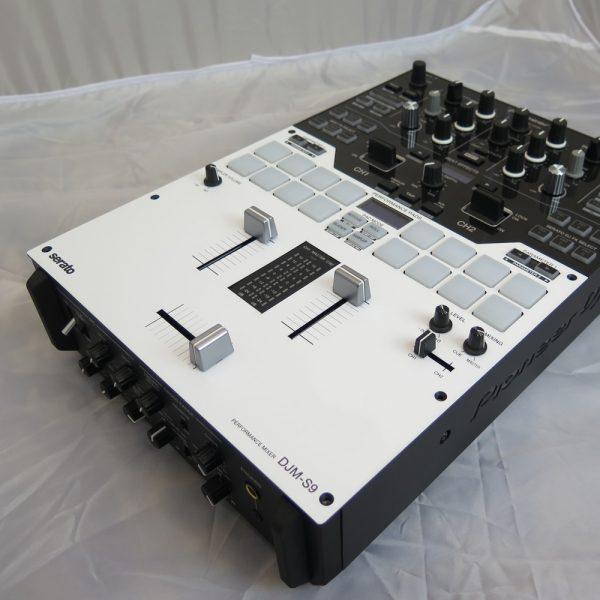 Pioneer S9 White Acrylic