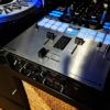 REWORK Pioneer DJM-S9 brushed steel faceplate