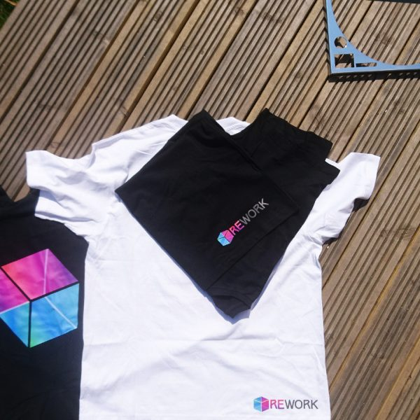 REWORK t-shirts