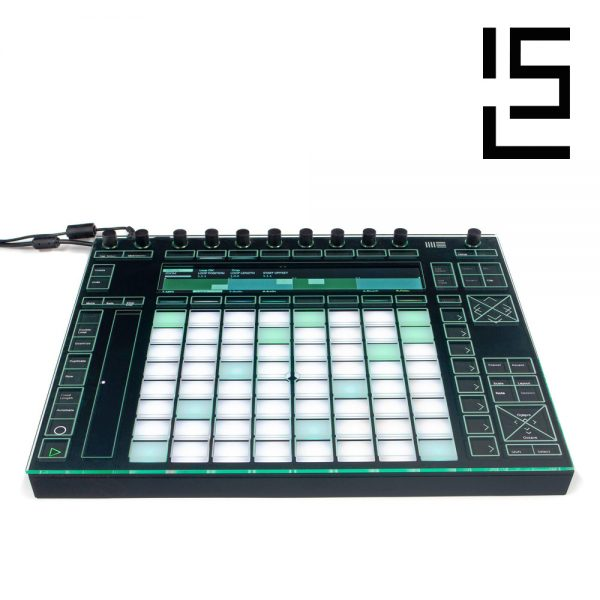 Second Layer - Ableton Push 2 Dust Cover - Glass