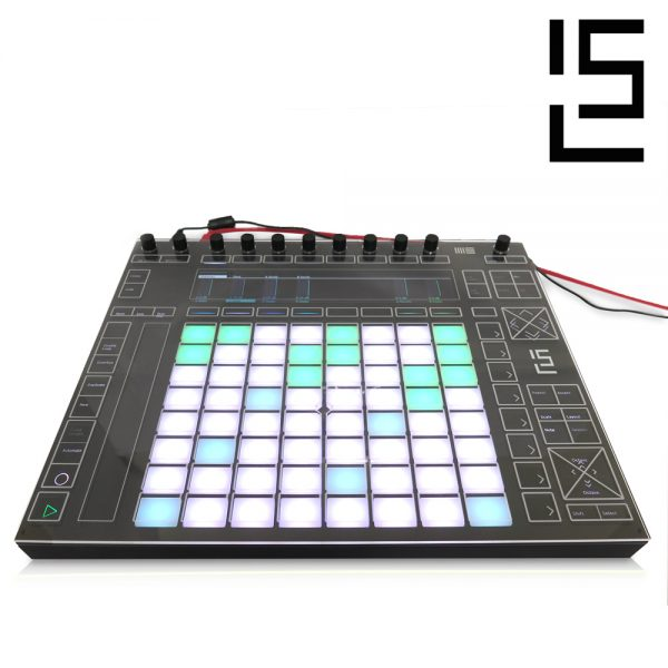 Second Layer - Ableton Push 2 Dust Cover - Clear